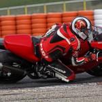 Fritz Egli on EGLI-Ducati